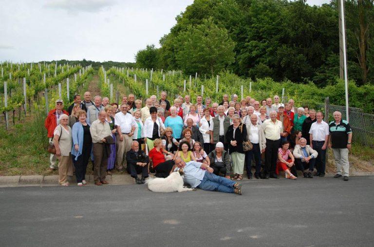 2013 Chorausflug nach Volkach
