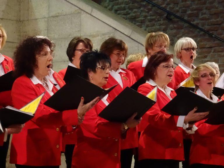 Weihnachtskonzert des Frauenchors 2017