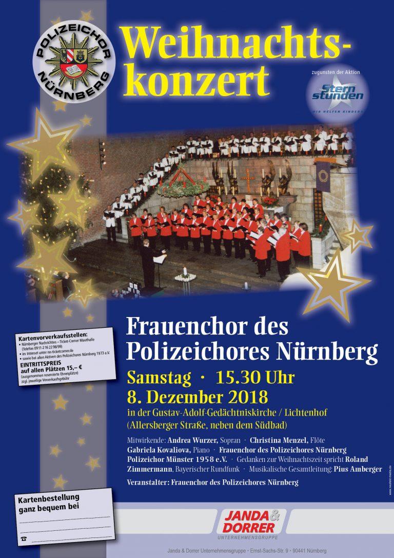 Weihnachtskonzert des Frauenchors